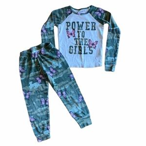 Children's Place, Power to the Girls set,size 4